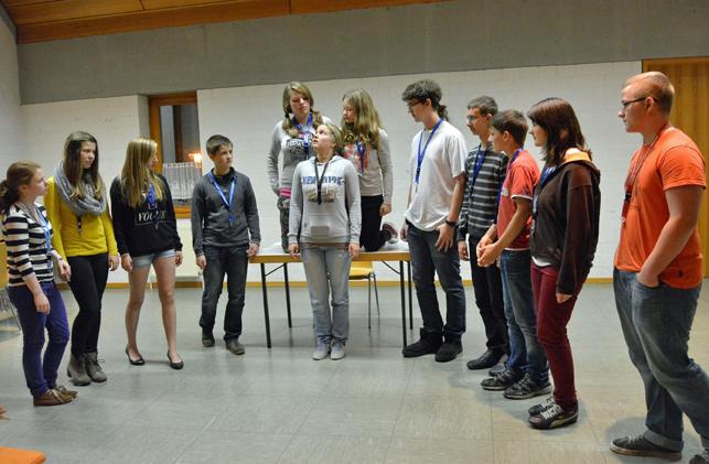 ... Jugendgruppen auf Pinterest   Jugendpastoral, Jugendgruppe Spiele und